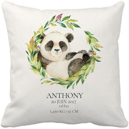 Coussin naissance Anthony