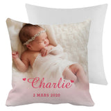 Coussin naissance Charlie
