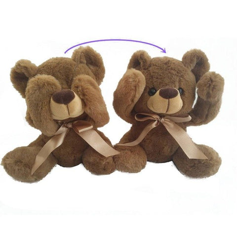 Peluche ours : Captain Baby