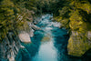 Blue Pools New Zealand Photo Print