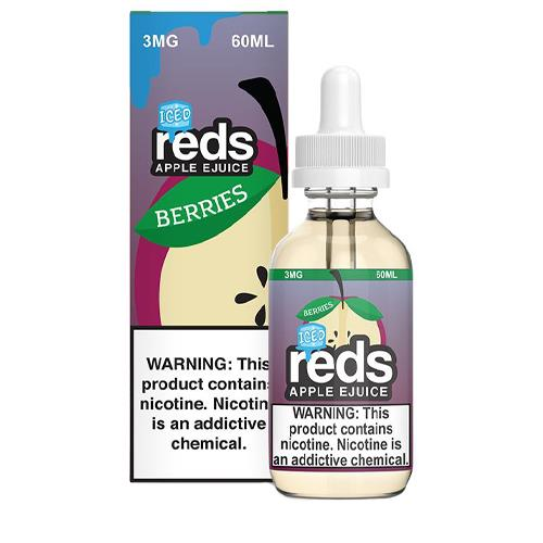 ICED Berries by Reds Apple Ejuice 60ml