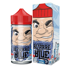 Blue Raspberry Gummies by Bizzare Blue (Liquid EFX) 100ml