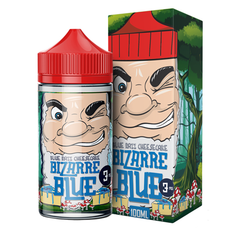 Blue Razz Cheesecake by Bizzare Blue (Liquid EFX) 100ml