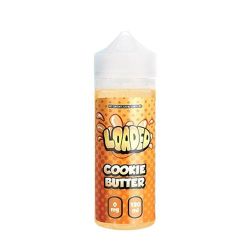 Cookie Butter by Loaded 120ml