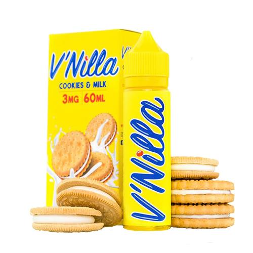 Cookies & Milk by V'Nilla 60ml