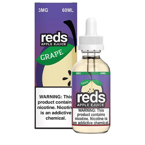 Grape by Reds Apple Ejuice 60ml