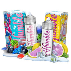 ★BEST DEAL★ Humble Juice Co. 120ml Full Bundle Package