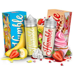Humble Juice Co. 120ml Starter Bundle Package