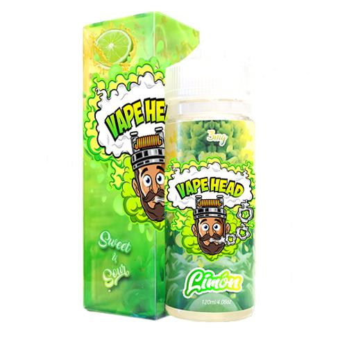 Limon by Vape Heads 120ml