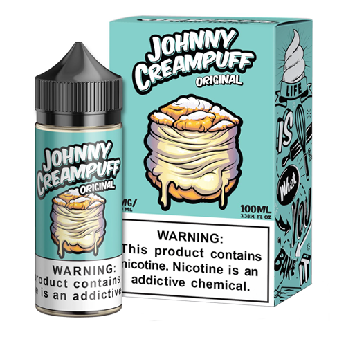 Original by Johnny Creampuff 100ml