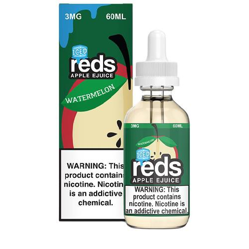 ICED Watermelon by Reds Apple Ejuice 60ml