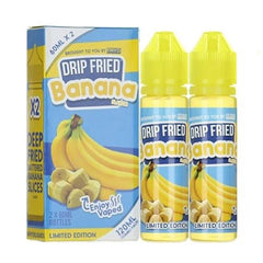Banana by Drip Fried 120ml (2x60ml)