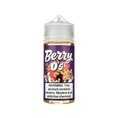 Berry O's by Tasty O's 100ml