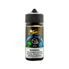 Blackberry Lime Slushie by Vape Strike 100ml