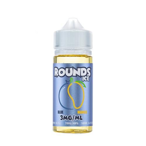 Blue Mango Ice by Rounds 100ml