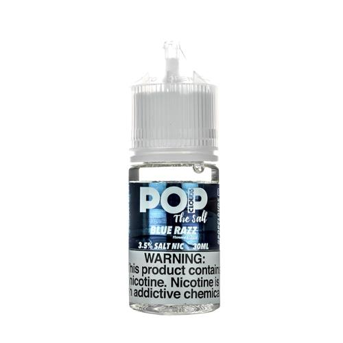Blue Razz by Pop Clouds The Salt 30ml