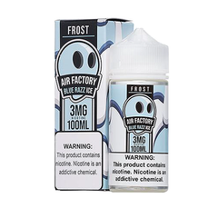 Blue Razz Ice by Frost Factory 100ml