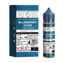 Blueberry Cake By Glas Basix Series 60ml