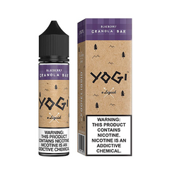 Blueberry Granola Bar by Yogi E Liquid 60ml