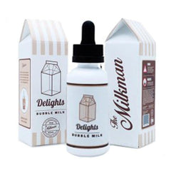 Bubble Milk By The Milkman Delights 60ml