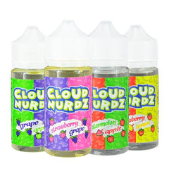 ★BEST DEAL★ Cloud Nurdz 100ml Starter Package