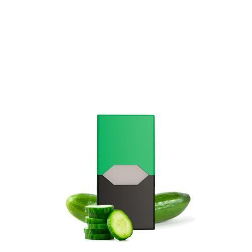 Cool Cucumber Replacement POD 4 Pack By JUUL
