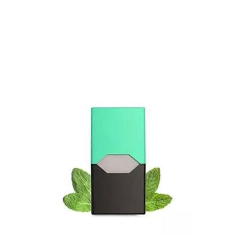 Cool Mint Replacement POD 4 Pack By JUUL