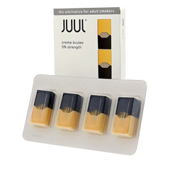 Creme Brulee Replacement POD 4 Pack by JUUL
