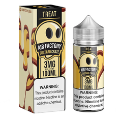Custard Craze by Treat Factory 100ml