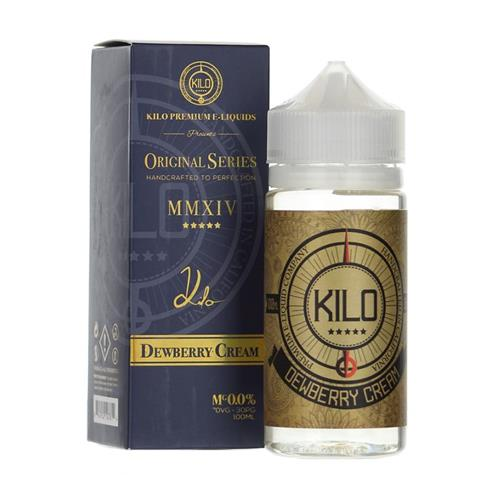 Dewberry Cream by Kilo Original Series 100ml