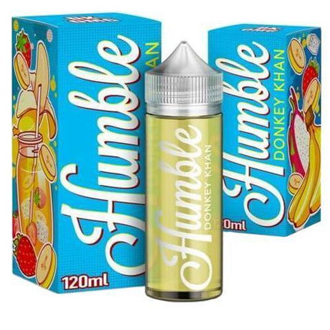 Donkey Khan By Humble Juice Co 120ml