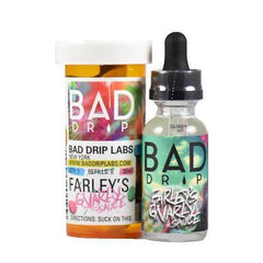 Farley's Gnarly Sauce by Bad Drip Salts 30ml