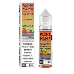 Fuji Apple Strawberry Nectarine By Pacha Mama 60ml