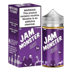 Grape Jam by Jam Monster 100ml