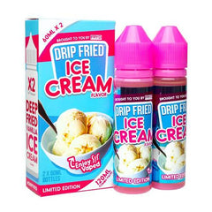Ice Cream by Drip Fried 120ml (2x60ml)