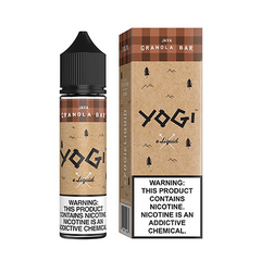 Java Granola Bar by Yogi E Liquid 60ml