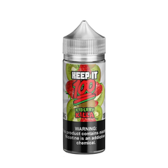 Kiberry Killa by Keep It 100 100ml