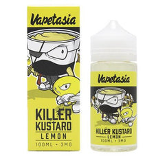 Killer Kustard Lemon by Vapetasia 100ml