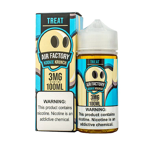 Kookie Krunch by Treat Factory 100ml