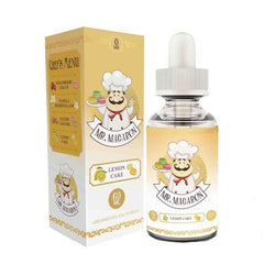 Lemon Cake By Mr. Macaron 60ml