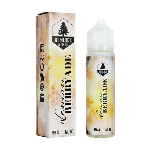 Lemon Berryade by Burst Hemlock Vapor Co. 60ml