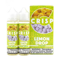Lemon Drop by Crisp 120ml (2x60ml)