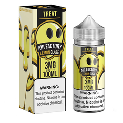 Lemon Glaze by Treat Factory 100ml