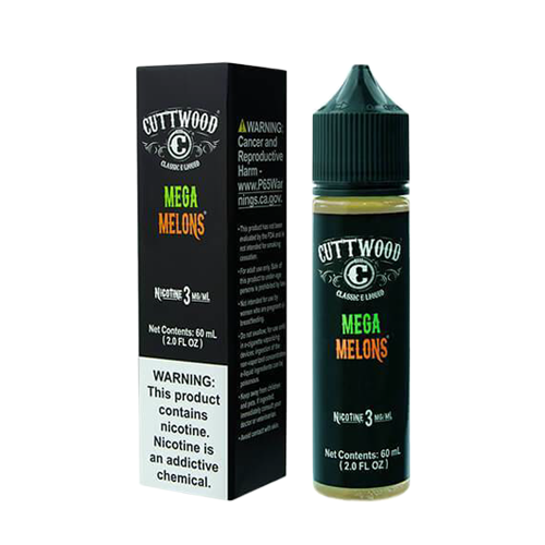 Mega Melons by Cuttwood 60ml