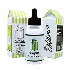 Melon Milk By The Milkman Delights 60ml