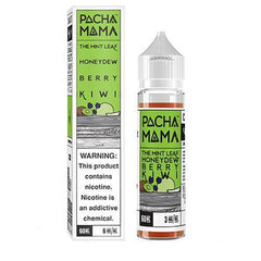 Mint Honeydew Berry Kiwi By Pacha Mama 60ml