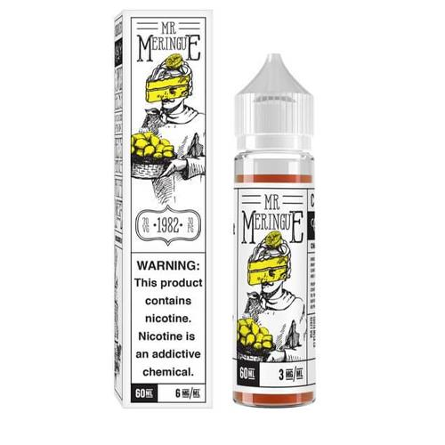Mr. Meringue by Meringue Series 60ml