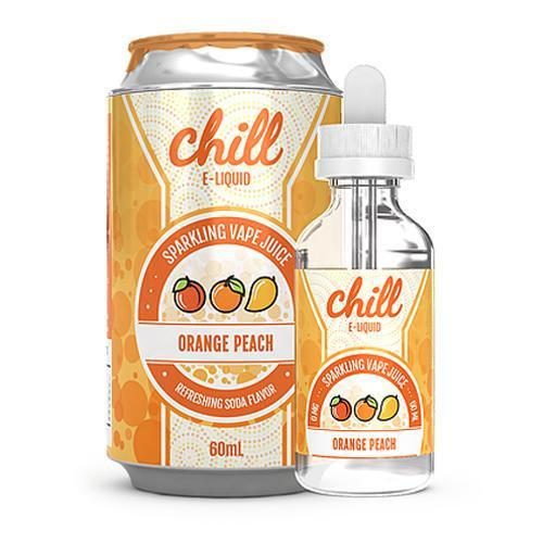 Orange Peach By Chill 60ml