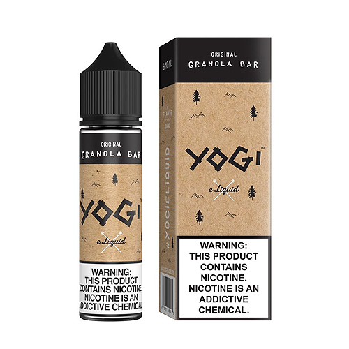 Original Granola Bar by Yogi E Liquid 60ml