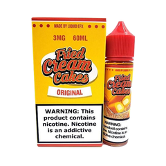 Fried Cream Cakes by Fried Cream Cakes (Liquid EFX) 60ml